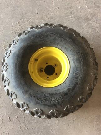 John Deere All Terrain Wheels / Tires / Track