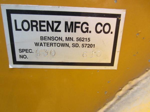 Lorenz 530 Miscellaneous