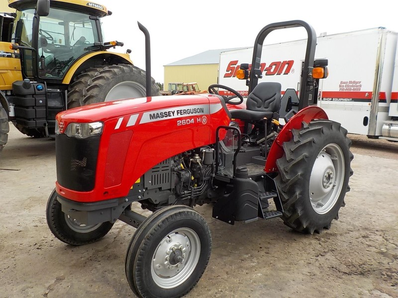 Used Massey Ferguson Tractors 40-99 HP for Sale | Machinery Pete