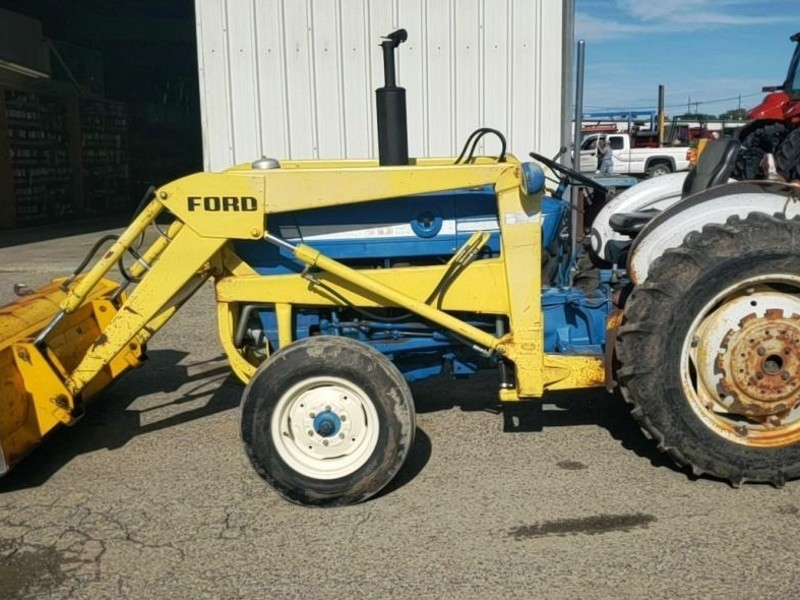 Used Ford 3000 Tractors for Sale | Machinery Pete