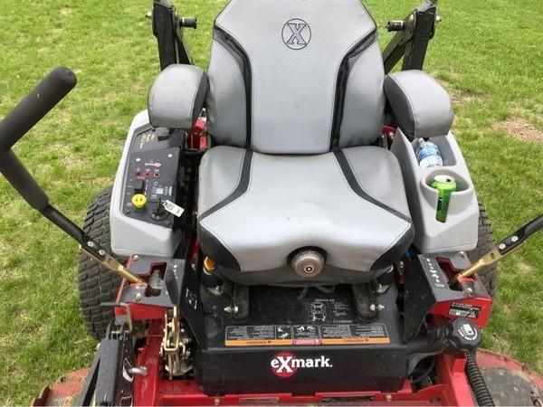 2014 Exmark LZX940EKC606 Lawn and Garden