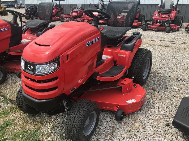 Used Simplicity PRESTIGE 2752 Lawn and Garden for Sale