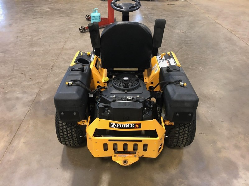 2011 Cub Cadet Z-Force 48 Lawn and Garden