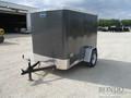 2020 United XLE-58SA30-S Box Trailer