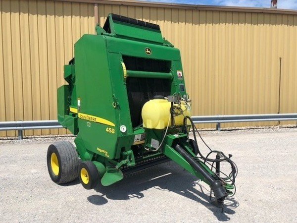 John Deere 458 Round Balers for Sale | Machinery Pete