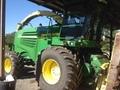 2009 John Deere 7550 Self-Propelled Forage Harvester
