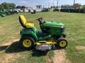 2017 John Deere X738 Lawn and Garden