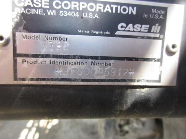 2004 Case IH SPX4260 Self-Propelled Sprayer