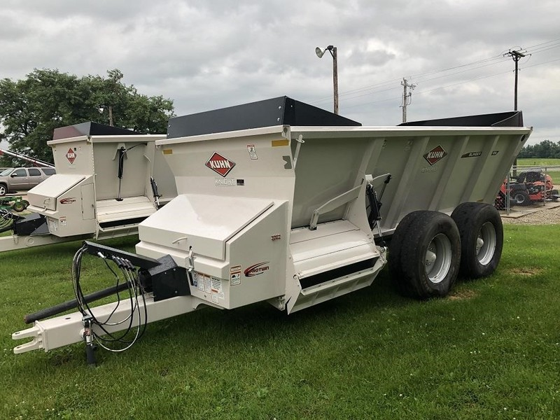 Used Kuhn Knight SLC126 Manure Spreaders for Sale