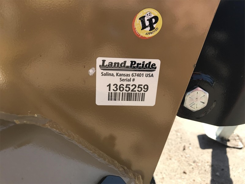 2019 Land Pride RCM3715 Sickle Mower