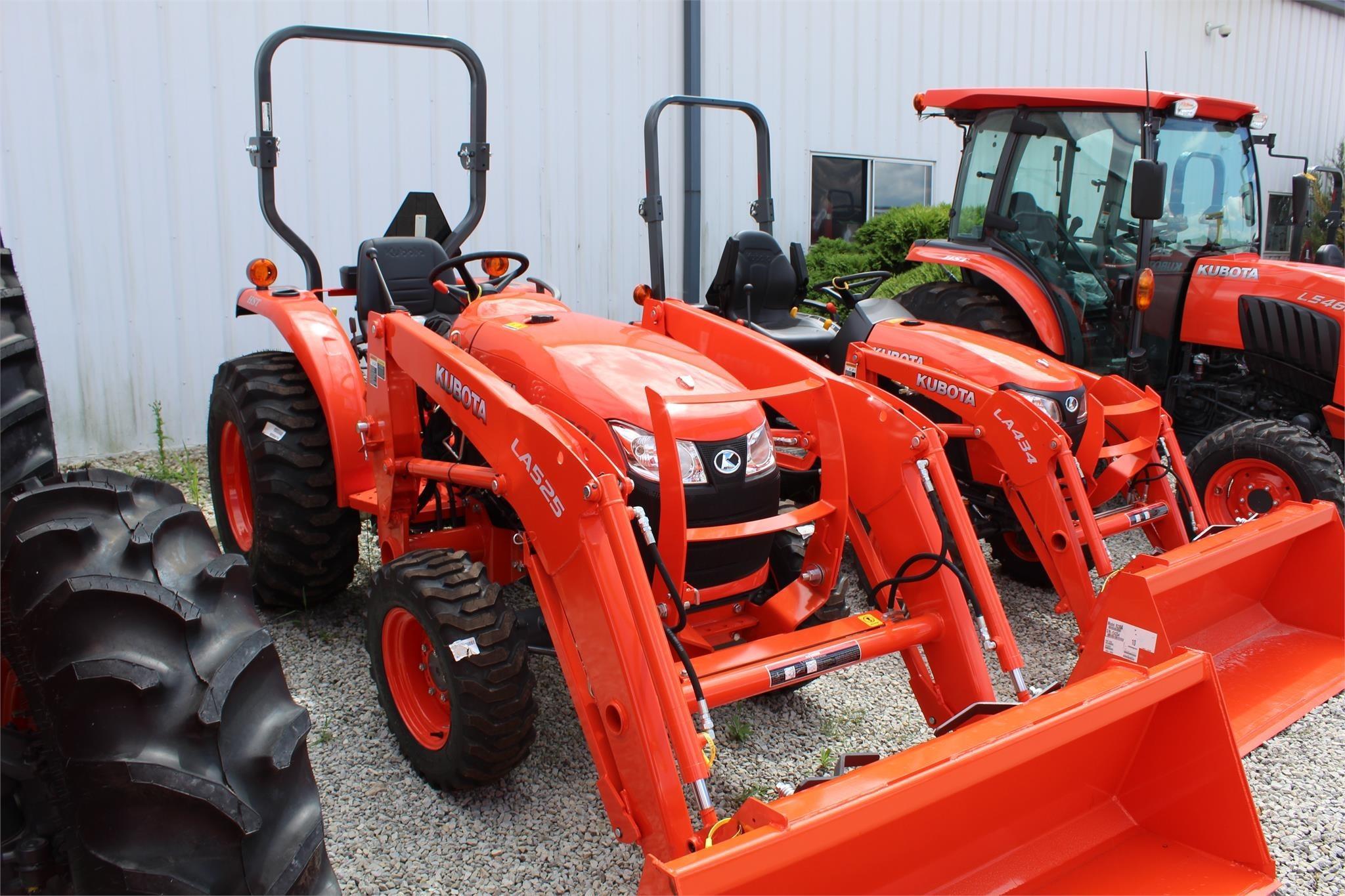 2019 Kubota L2501 Tractor