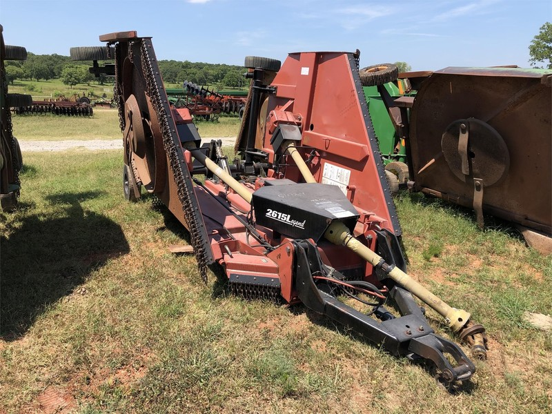 Used Bush Hog 2615L Batwing Mowers for Sale | Machinery Pete