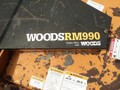 Woods RM90 Rotary Cutter