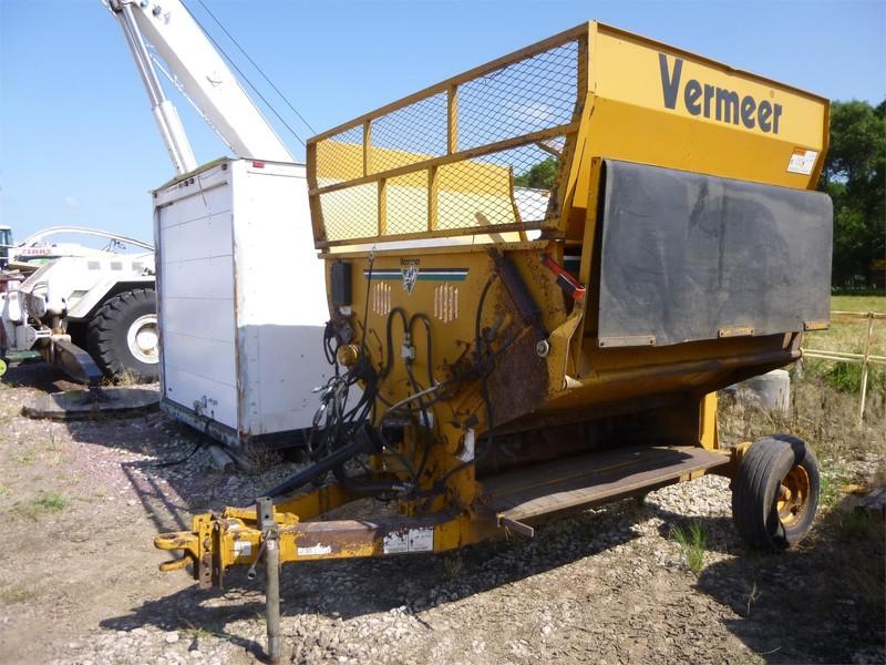 2002 Vermeer BP7000 Grinders and Mixer