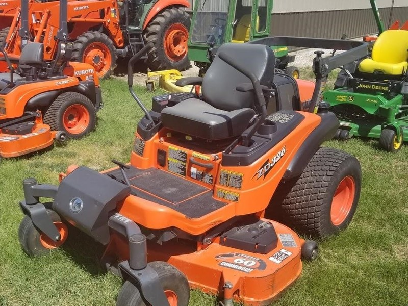 Used Kubota ZD326 Lawn and Garden for Sale | Machinery Pete