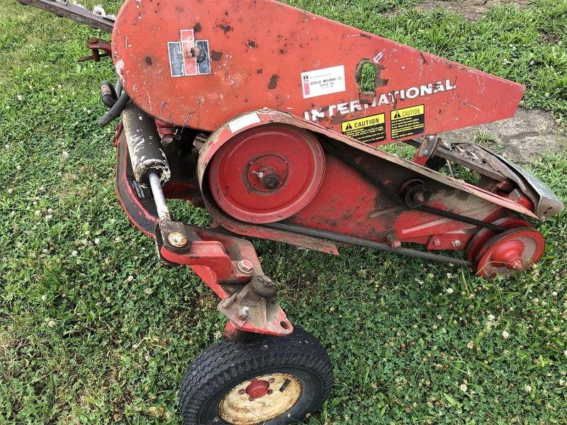 Used International Sickle Mowers for Sale | Machinery Pete