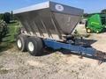 Newton Crouch Spreader Pull-Type Fertilizer Spreader