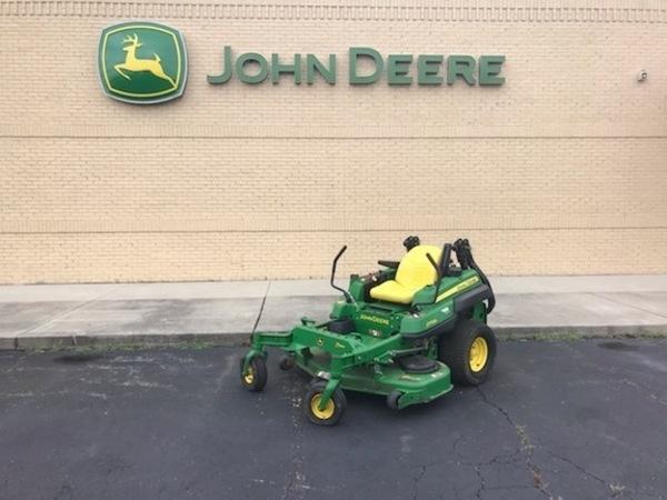 John Deere Z710A Lawn and Garden