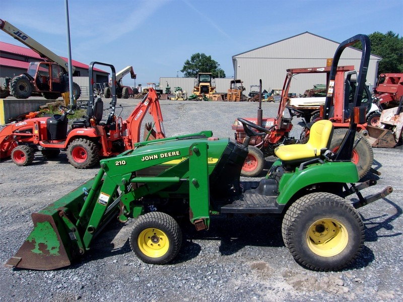 John Deere 2210 Tractors for Sale | Machinery Pete on
