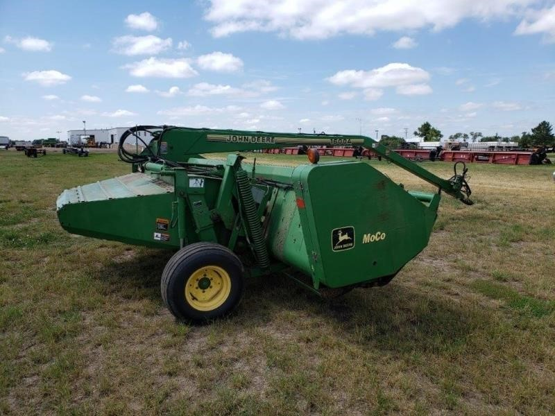 John Deere Pull-Type Windrowers and Swathers for Sale