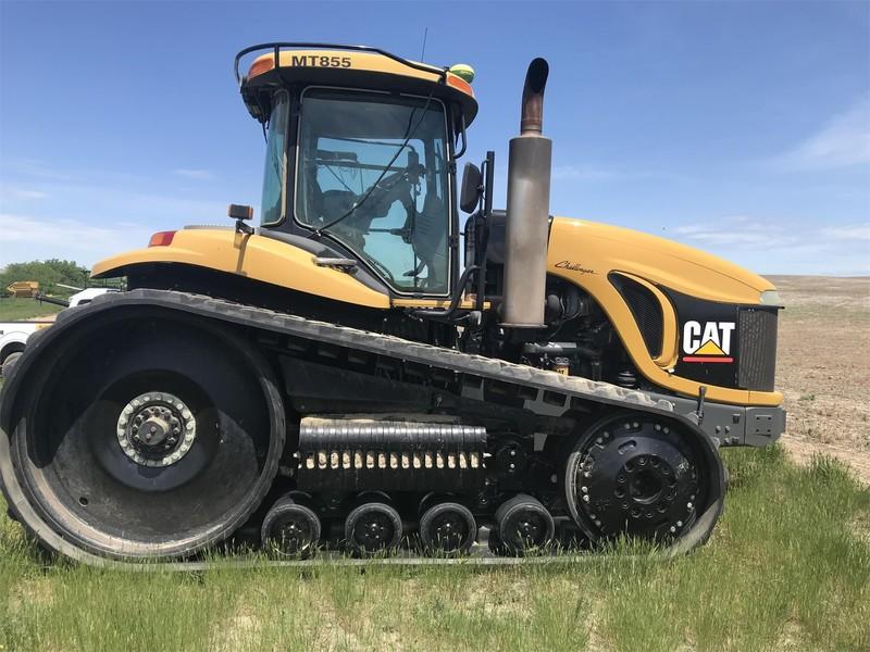 2004 Challenger MT855 Tractor