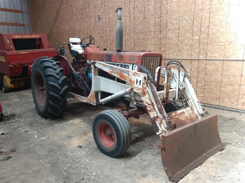 Used International Harvester 706 Tractors for Sale