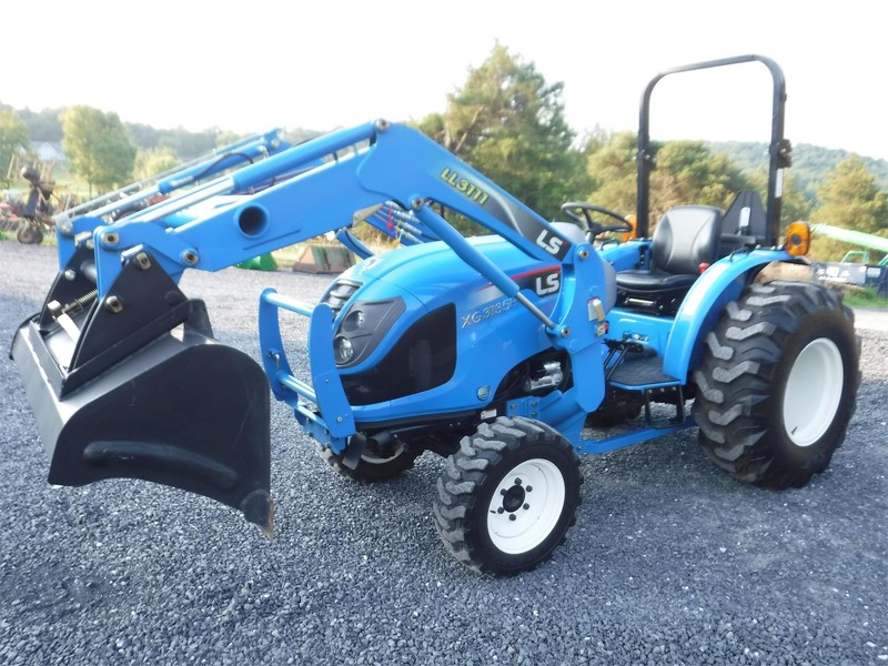 Used LS Tractors Under 40 HP for Sale | Machinery Pete
