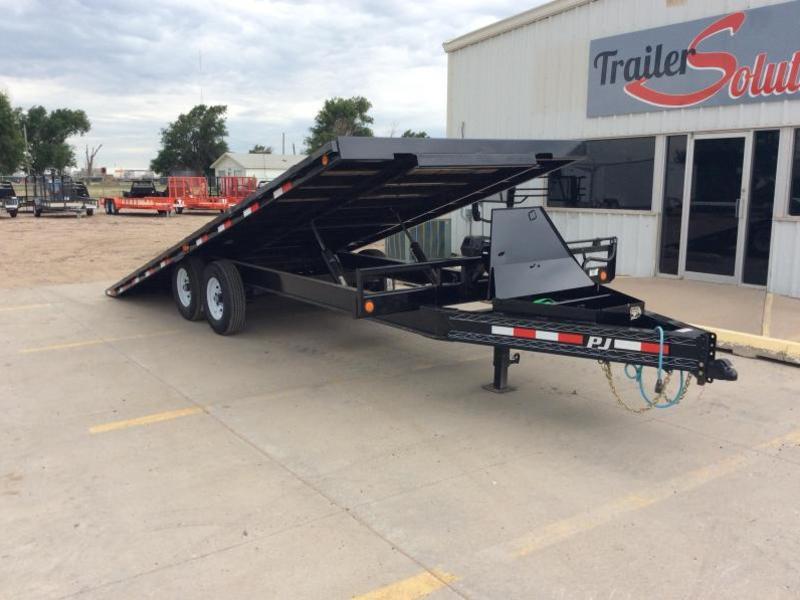 2020 PJ T8222 Flatbed Trailer