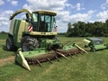 2008 Krone BIGX800 Self-Propelled Forage Harvester