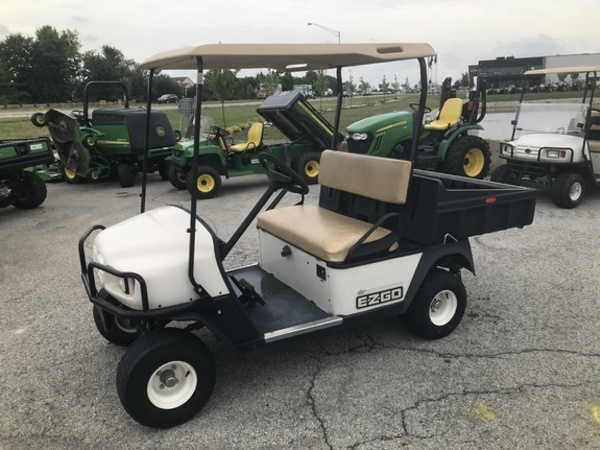Used E-Z-Go ATVs and Utility Vehicles for Sale   Machinery Pete