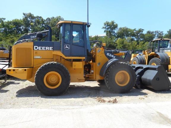 2012 Deere 624K Wheel Loader