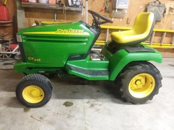 John Deere 345 >> John Deere 345 Lawn And Garden For Sale Machinery Pete