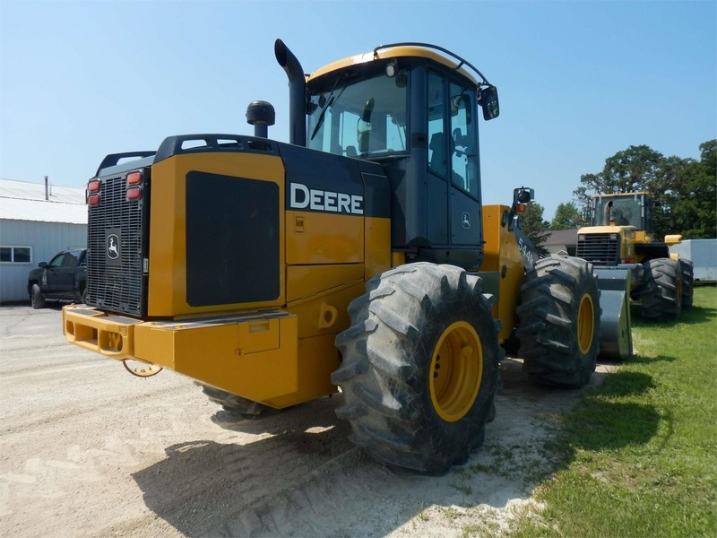 2013 Deere 544K Wheel Loader