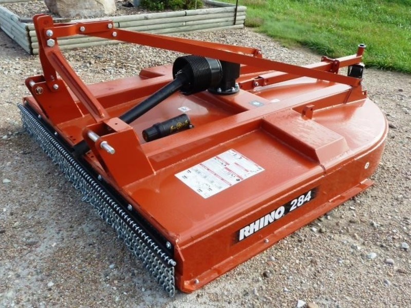Used Rhino 284 Rotary Cutters for Sale | Machinery Pete