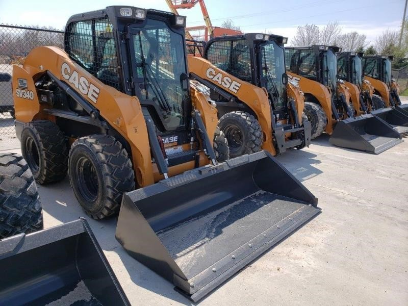 2019 Case SV340 Skid Steer