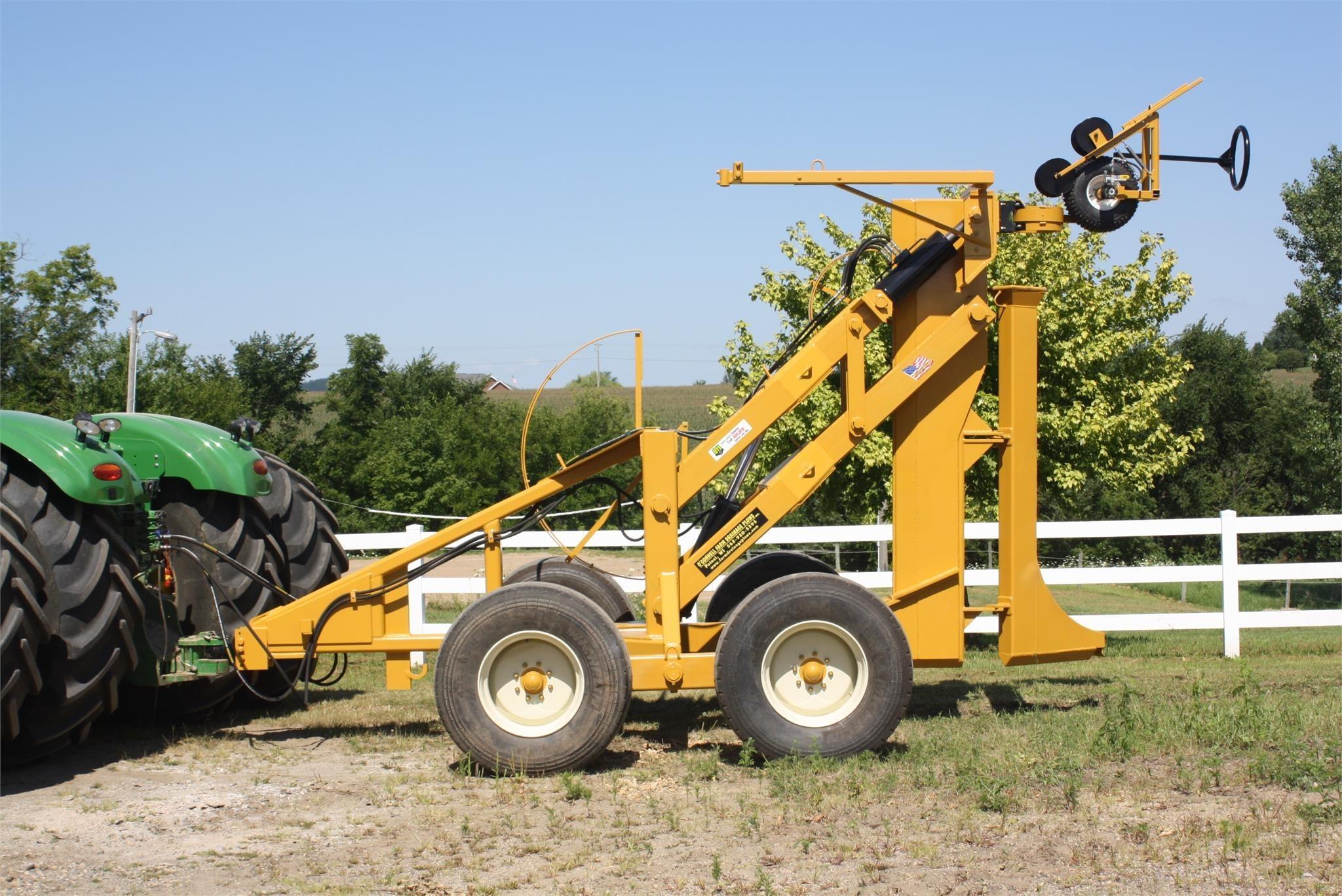 O'CONNELL FARM DRAINAGE PLOWS INC OFDP70 Field Drainage Equipment