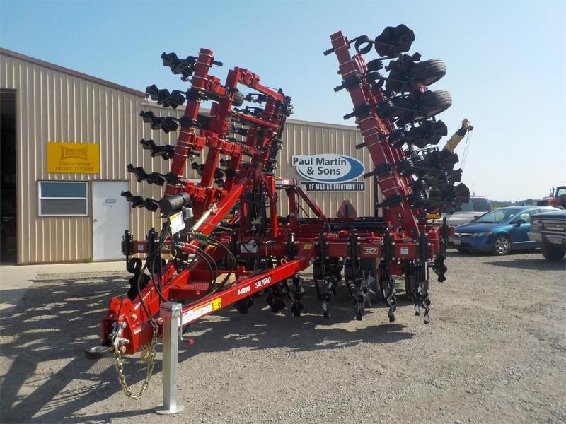 2019 Salford I1200 Vertical Tillage