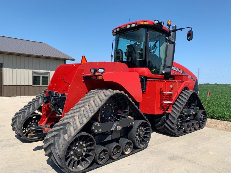 2012 Case IH Steiger 550 QuadTrac Tractor