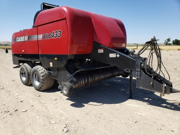 Case IH 433 Big Square Baler