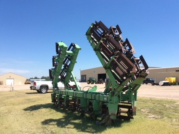 2000 Besler 1230 Flail Choppers / Stalk Chopper