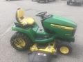 2010 John Deere X500 Lawn and Garden
