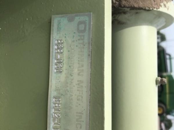 2012 Orthman 1tRIPr Strip-Till
