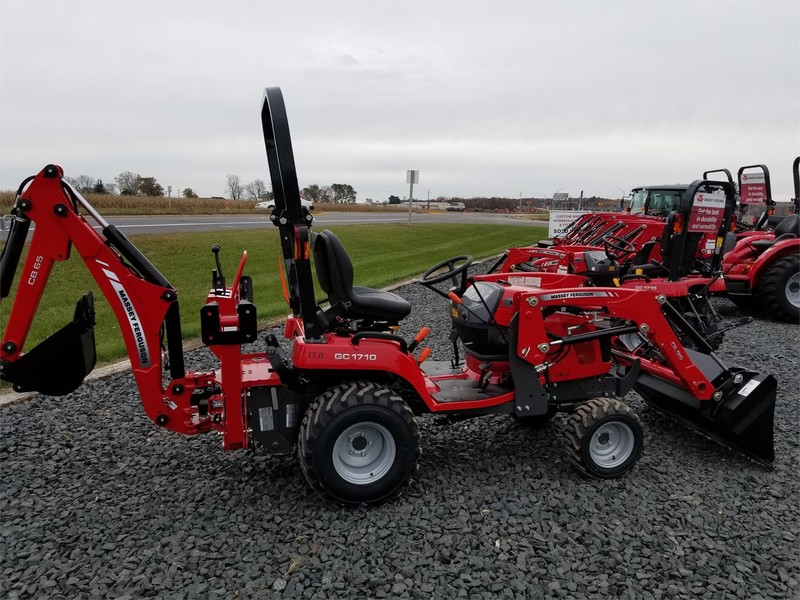 Used Massey Ferguson GC1710 Tractors for Sale | Machinery Pete
