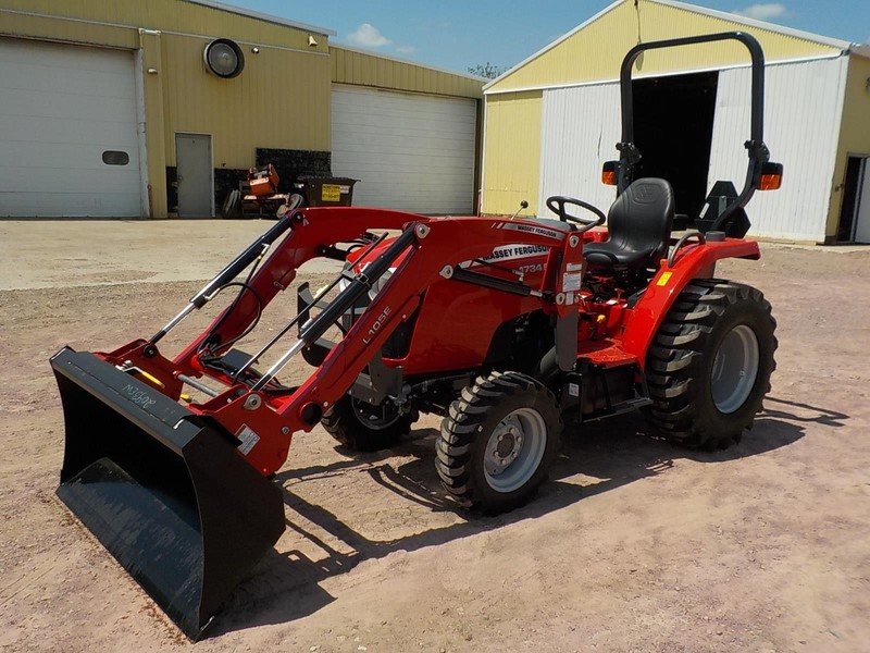 Used Massey Ferguson 1734E Tractors for Sale | Machinery Pete