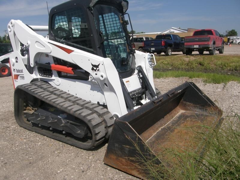 Used Bobcat T750 Skid Steers for Sale | Machinery Pete