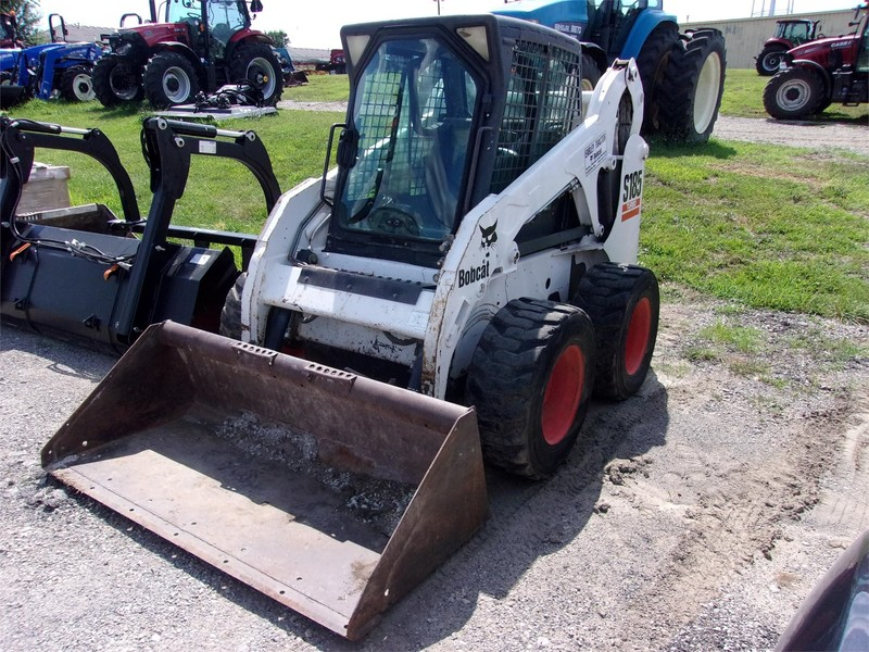 Used Bobcat S185 Skid Steers for Sale | Machinery Pete