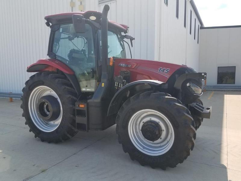 2019 Case IH Maxxum 145 Tractor