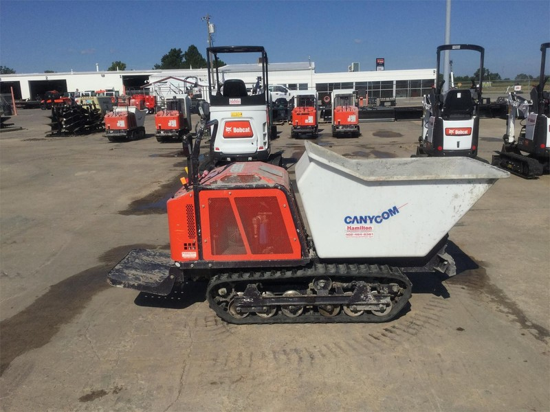 Used Canycom SC75 Rubber Track Concrete Buggy Miscellaneous