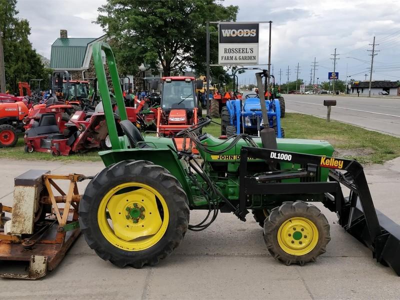 John Deere 750 Tractors for Sale | Machinery Pete
