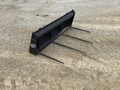 2015 John Deere Square Bale Spear Loader and Skid Steer Attachment